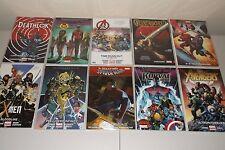 Marvel Comics TPB (Lot of 10) Trade Paperbacks  New / Unread X-Men Avengers E