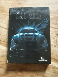 Race Driver: Grid (Sony PlayStation 3, 2008)with Making of DVD and Book