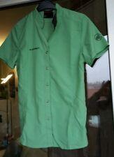 NEU👚Mammut Damen Bluse Shirt Glider👚Gr S kurz ärmelig artischock Geschenk NP65