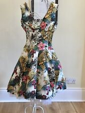 """Be Mine"" circle dress by Phaze ~ Rockabilly retro dress~ size 14"