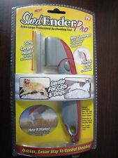 Shed Ender Pro -- 'Tis the Season!  Great Way to Control your Pet's Shedding!