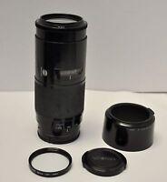 Minolta Maxxum AF 70-210mm F/4 Beercan Lens For Sony Alpha A33 A55 A65 A77 A390