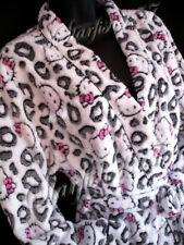 =(^._.^)= HELLO KITTY 2 Piece SUPER PLUSH Robe Set!! Sz.L - NWT!!!