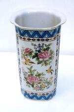Asiatisches Porzellan mit Floral-aus