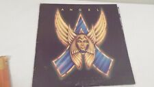 1975 Casablanca Records Angel Classic Rock Vinyl Album