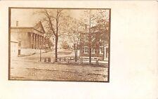 1910? RPPC Home Church? Main? St. Coventry RI