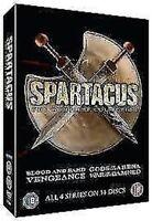 Spartaco Serie 1 A 4 Collezione Completa DVD Nuovo DVD (PED0007)