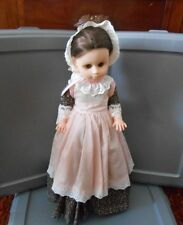 "( Bb ) Vintage 1967 Uneeda 24"" Doll Dark Hair"