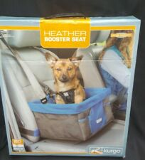 KURGO DOG HEATHER BOOSTER SEAT - MAX 30lb - 13.5kg