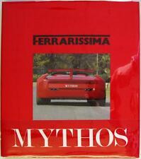 FERRARISSIMA 12 BRUNO ALFIERI PIERO CASUCCI LIMITED EDITION CAR BOOK