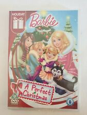 Barbie - A Perfect Christmas [DVD], 5050582868685 Brand New Sealed