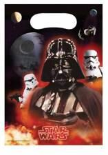Star Wars 6 Partytüten Geschenktüten Geburtstagstüten Beutel Tüten Party Deko