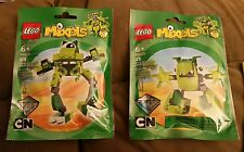 LEGO MIXELS SERIES 3 GLOMP AND TORTS LOT NEW SEALED