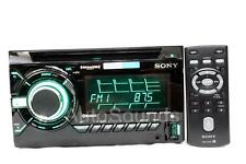Sony WX-GT90BT CD/MP3/WMA Player Built-in Bluetooth Pandora iPhone Support New