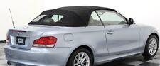 2008-2017 BMW i128, i135 (E88) Replacement Convertible Top- Black