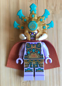 Lego Ninjago Chief Mammatus Minifigure 67786 The Keepers' Village NEW