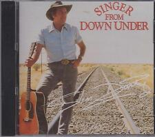 SLIM DUSTY - SINGER FROM DOWN UNDER - CD - NEW