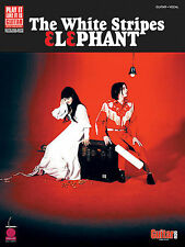 THE WHITE STRIPES - ELEPHANT GUITAR TAB MUSIC SONG BOOK