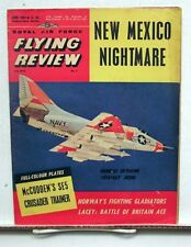 June 1962 ROYAL AIR FORCE FLYING REVIEW Magazine