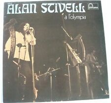 "Alan STIVELL ""A l'Olympia"" (Vinyl 33t/LP) 1972"