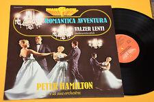PETER HAMILTON LP VALZER LENTI ORIG VEDETTE 1978 PHASE 6 STEREO EX