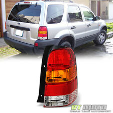 2001-2007 Ford Escape Tail Lights Rear Brake Lamps 01-07 Right Passenger Side RH