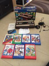 console intellivision Mattel