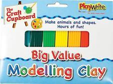 Arcilla para modelar paquete - 8 Colores-Artesanía Plastilina
