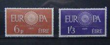 Ireland 1960 Europa set LMM
