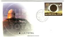 SOLAR ECLIPSE 2019, CHILE-ARGENTINA, FDC, ONLY 1000 UNITS PRINTED
