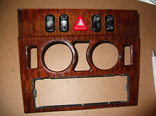 MERCEDES W210 E CLASS DASH  WOOD TRIM SURROUND PANEL E320CDI