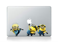 "Funny Despicable Me Minions Sticker Viny Decal Macbook Air/Pro/Retina 13""15""17"""