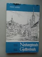 1000 Jahre Neckargerach 1200 Guttenbacch 1976
