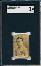 1930's Raimundo Orsi Rarely seen Chocolate card! Cioccolato Zani SGC = PSA 1