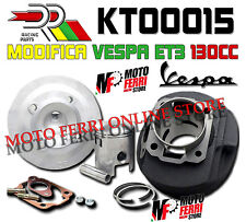 KIT GRUPPO TERMICO CILINDRO PISTONE 57 DR VESPA 50 SPECIAL R L N MOD 130 KT00015