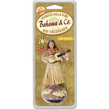 Bahama & Co Coche Dashboard bailando Chica Hula piña colada con aroma a ambientador de aire