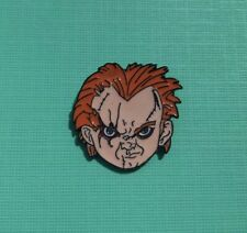 Chucky Pin Lapel Pin Child's Play Pin Horror Movie Pin Chucky enamel pin