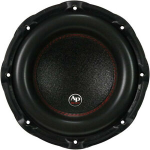 TXX-BDC3.8 Audiopipe 8 Woofer, 250W RMS/500W Max, No Pair NEW
