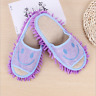 Home Washable Non Slip Floor Dust Cleaning Slippers Shoes Mop House Cleaner