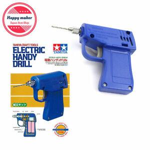 Tamiya Craft Tool No.41 Electric Handy Drill Assembled Plastic Model 74041