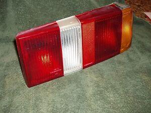 1985 1986 1987 1988 1989 MERKUR XR4Ti OEM RIGHT REAR TAIL LAMP ASSY EXC CONDITN