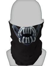 Horror Halloween Diseño redecilla necktube neckwarmer Mascarilla Biker Paintball