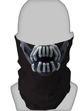 HORROR HALLOWEEN Design COPRICOLLO Necktube NECKWARMER Face Mask Biker paintballing