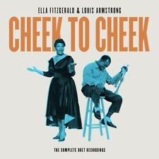 ELLA/ARMSTRONG,LOUIS FITZGERALD-CHEEK TO CHEEK: COMPL.DUET RECORDINGS  4 CD NEUF