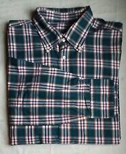 VAN LAACK chemise royal manches longues kw43 (Taille XL) schw.rot à carreaux