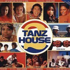 Tanz House 2 (Maxis) 2 In a Room, Adeva, De la Soul, 49ers, Leila K., S.. [2 CD]