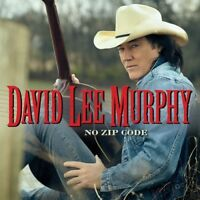 DAVID LEE MURPHY NO ZIP CODE DIGIPAK CD NEW