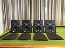 B&W Solutions S100 Speakers - 2 pairs