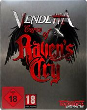 VENDETTA: Curse of Raven's Cry - Steelbook Edition [PC]