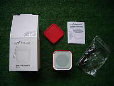 Lettore musica Mp3 Bluetooth portatile Avenue - Casse stereo altoparlanti